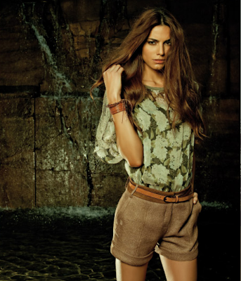 Miss Greece Universe 2011 Iliana Papageorigou