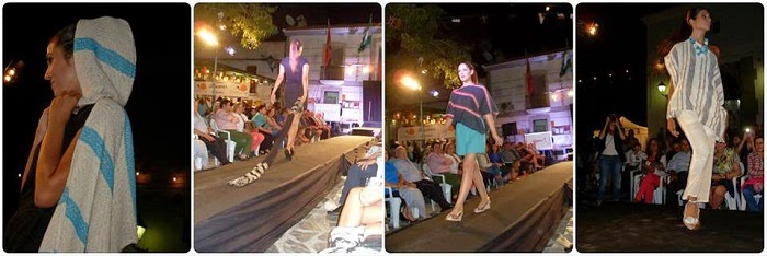 desfile de modelos en almeria