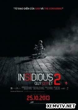 Quỷ Quyệt 2 - Insidious Chapter 2