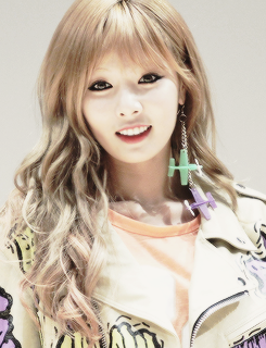 Hyuna 4minute Simply Flawless