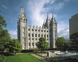 Why Mormons have temples...