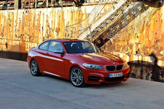 2015 BMW M235i With M Performance Package Modification