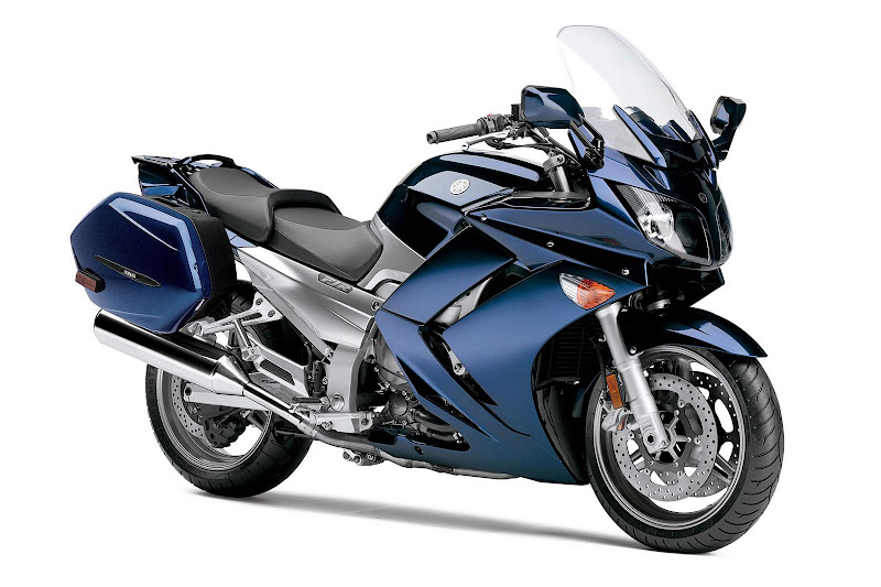 2012 Yamaha Touring Bike FJR1300