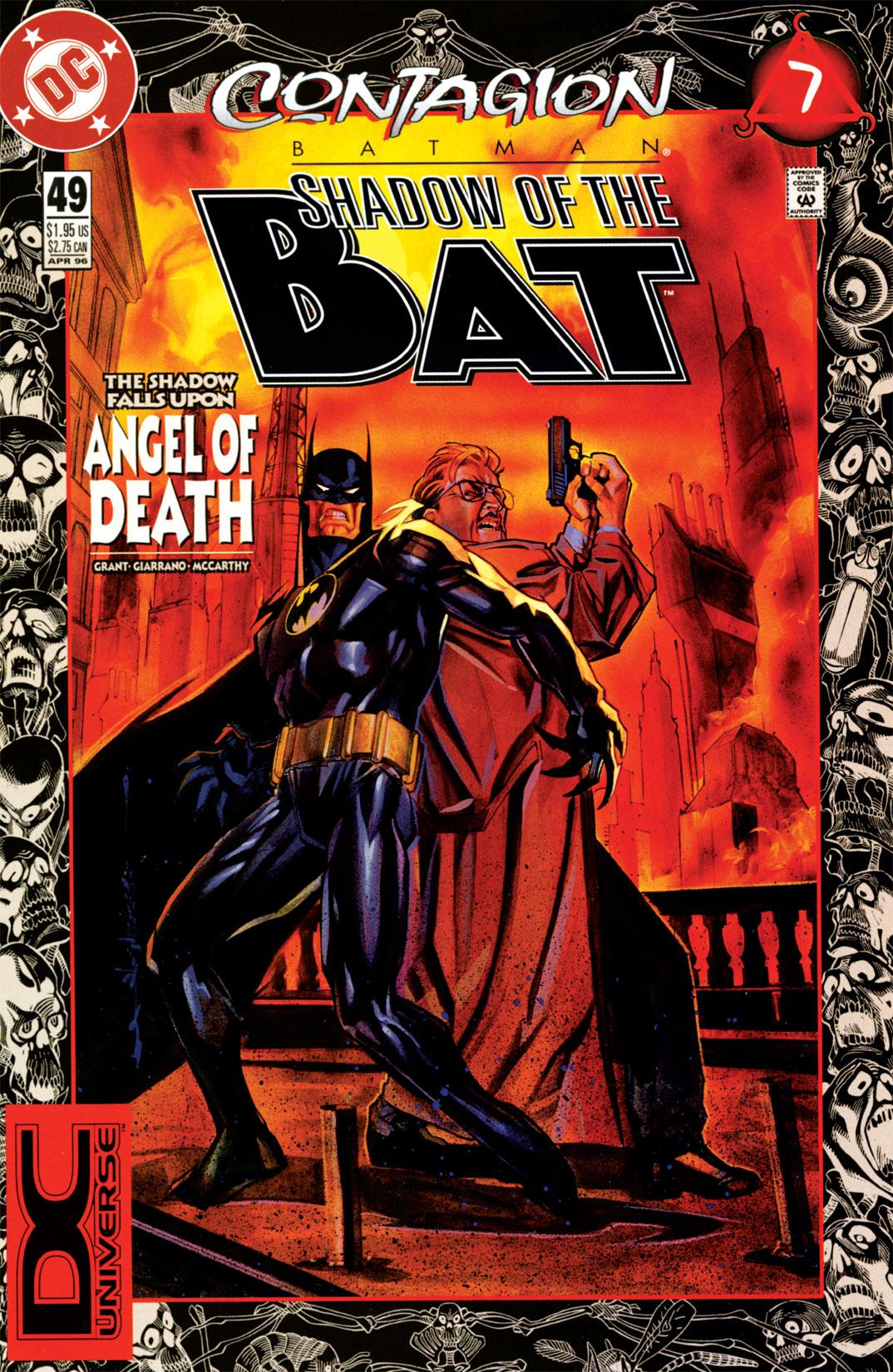 Batman: Shadow of the Bat 49 Page 1