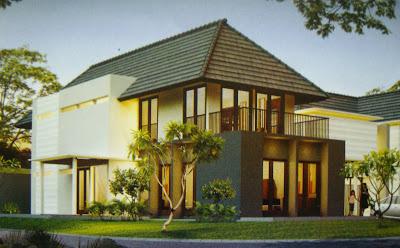 Desain Rumah Minimalis Terbaik Tampak Depan