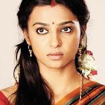 Radhika Apte in Saree  Cute Pictures