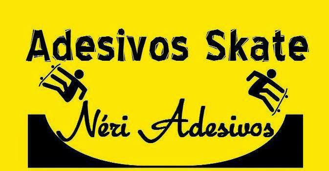 ADESIVOS SKATE