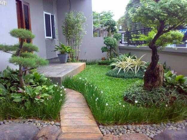 Penataan Taman Rumah Minimalis