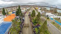 Aniversario de la localidad de Cmte. Luis Piedra Buena