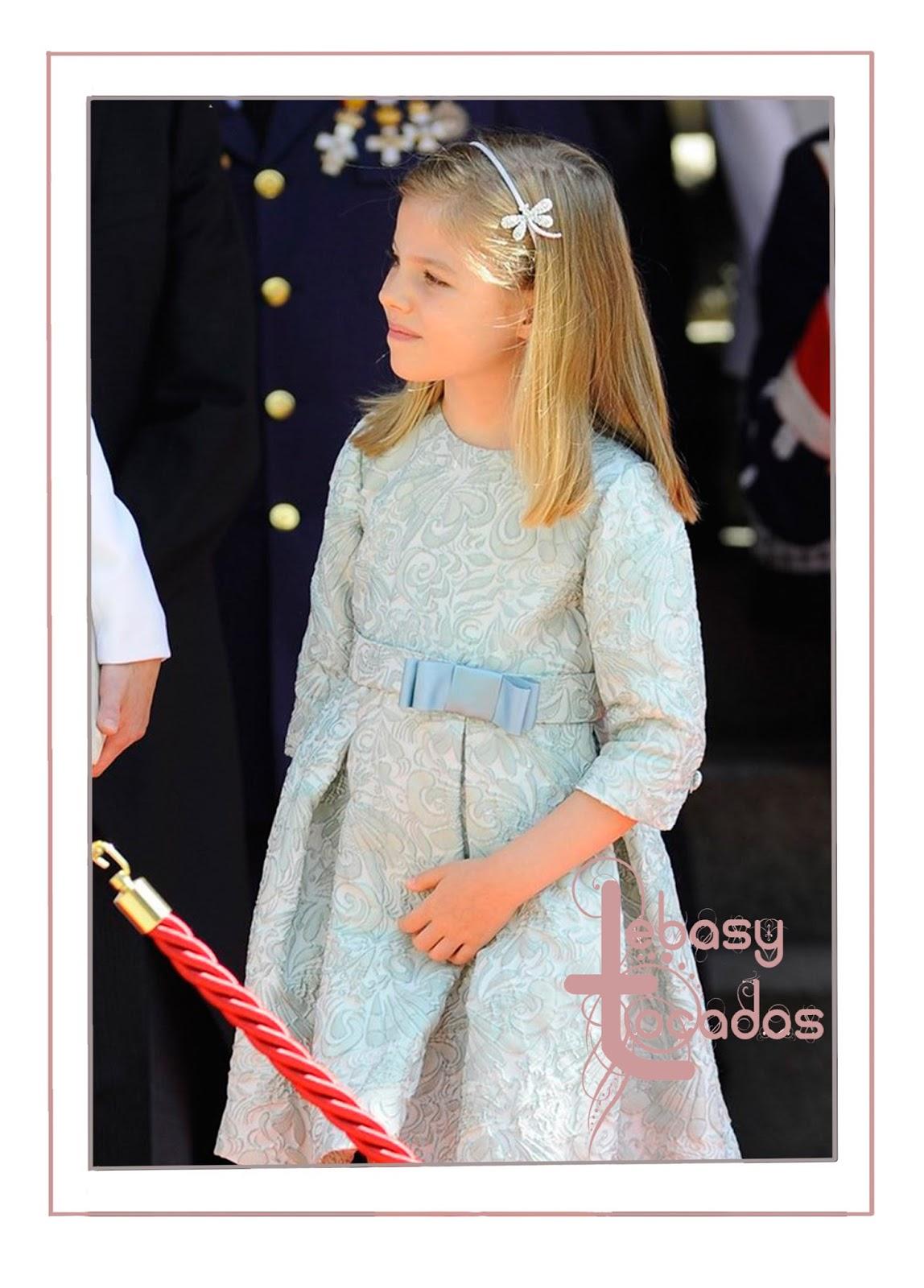 La diadema de la Princesa Sofía.