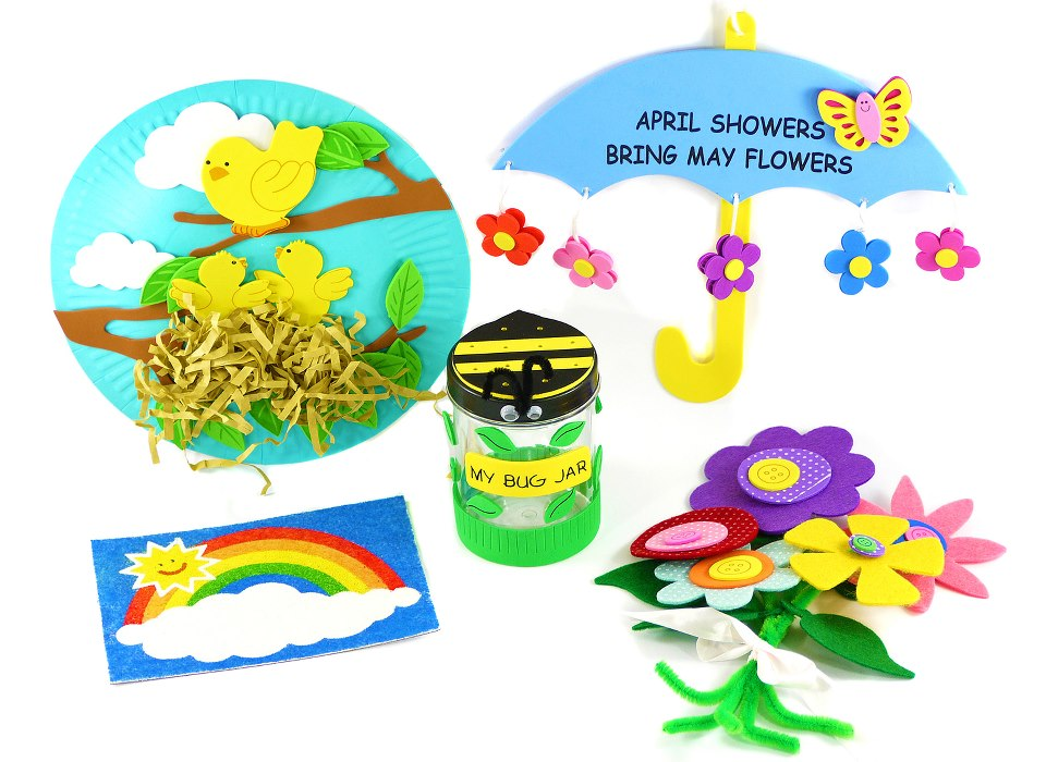 Monthly Craft Kits For Kids