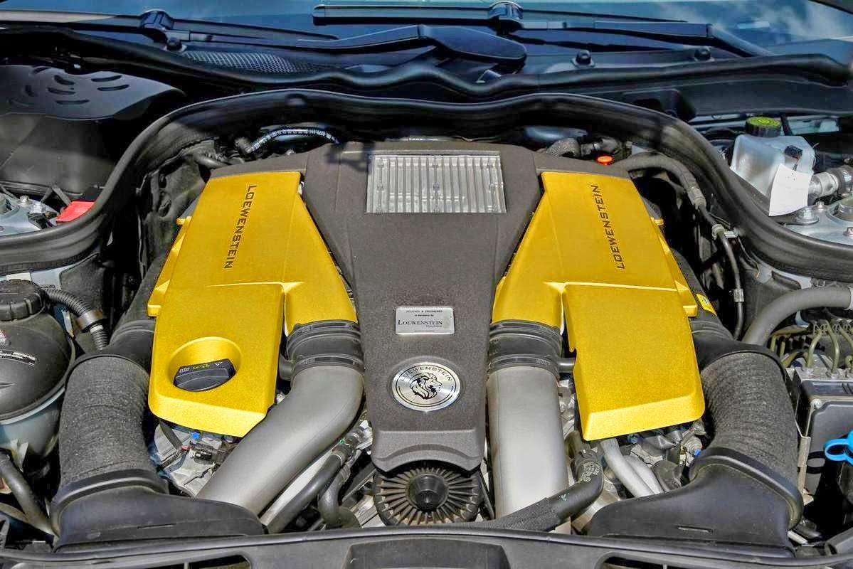 e63 amg engine