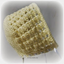 free baby bonnet crochet patterns