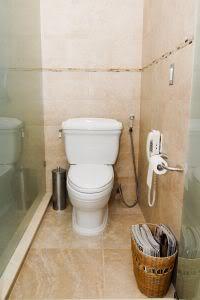 desain rumah minimalis modern desain kamar mandi