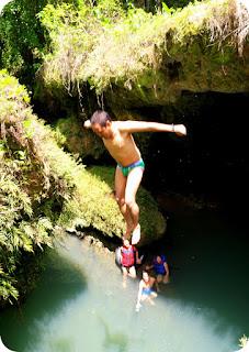 Body+Rafting+River+Tubing+Santirah+Pangandaran+Green+Canyon+Jawa+Barat