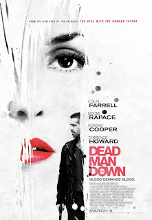 Dead Man Down New International Poster