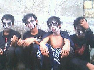 Jenazah Hitam | Bogor Harmony Black Gothic Metal