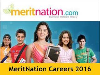MeritNation Careers