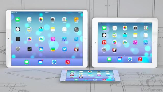 Super Sized New iPad Pro