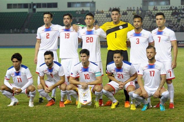 Philippine Azkals Team
