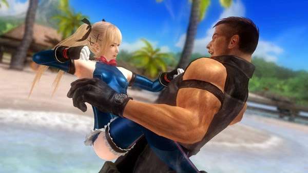 GameGokil : DEAD OR ALIVE 5  Last Round [Game Fighting Keren] Download Full Reloaded