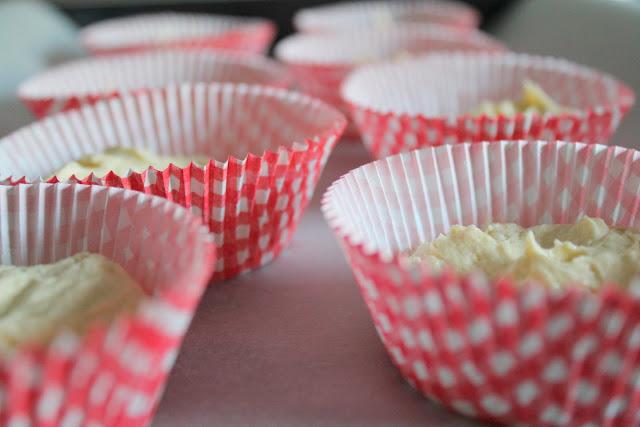 Kinderschokoladen Muffins ungebacken