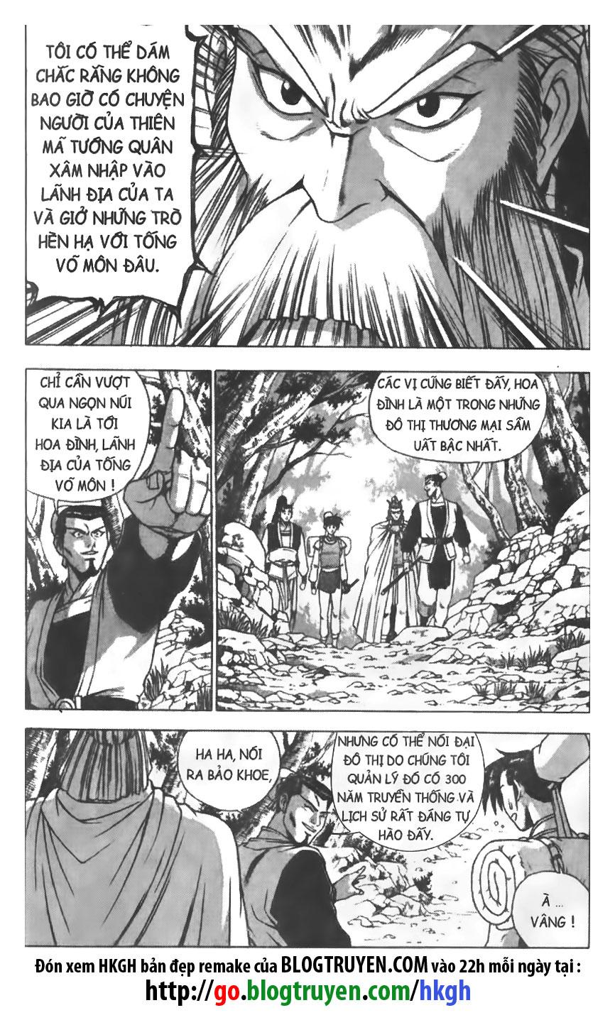 Hiệp Khách Giang Hồ - Hiệp Khách Giang Hồ Chap 177 - Pic 9