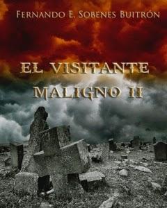 El visitante maligno II - Portada