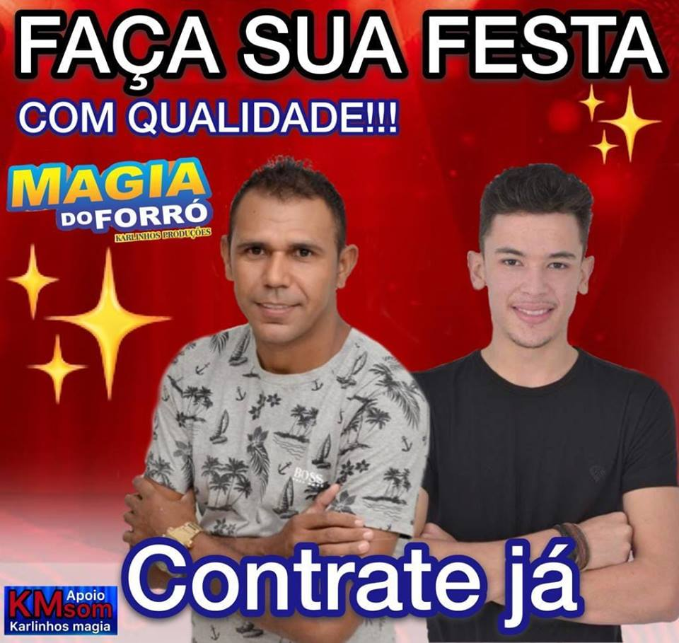MAGIA DO FORRÓ