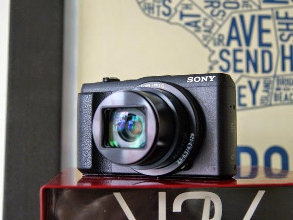 sony cyber shot hx60v manual