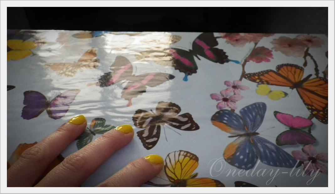 Oneday reciclaje for Papel pintado plastificado