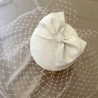 https://folksy.com/items/4122006-Ivory-bridal-wedding-cocktail-hat-bow-veil-