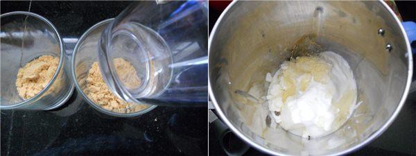 eggless mango cheesecake 3