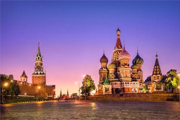 Kızıl Meydan, Moskova, Rusya