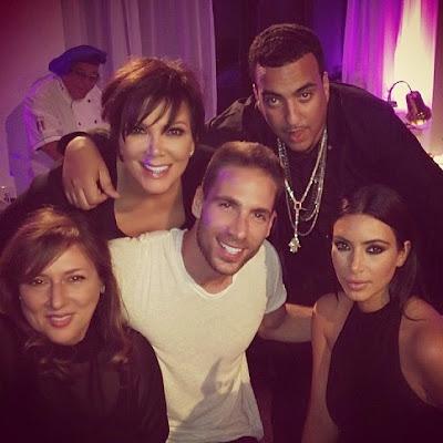 khloe Kardashian's 30th pre- birthday party2
