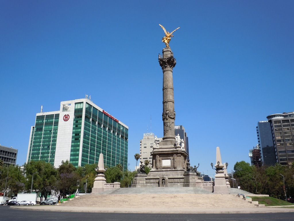 Reforma Mexico City Pictures