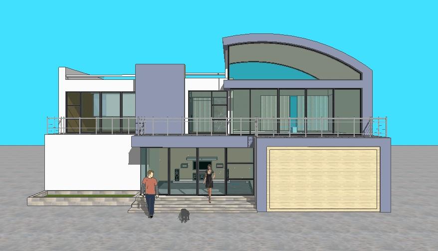 Fachadas y casas grandes dise os para fachadas de casas - Fachadas grandes ...