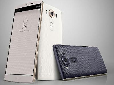 Spesifikasi Dan Harga LG V10 Terbaru