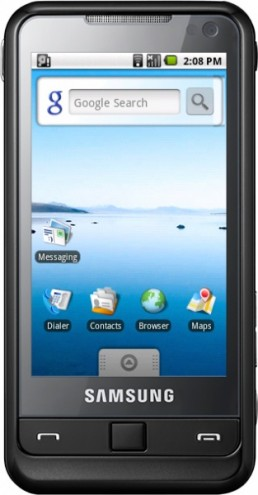 samsung omnia i900 android software