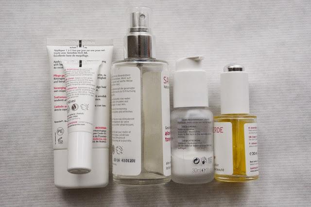 Anti-aging treatments, anti-aging pflege