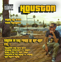 BE SURE TO CHECK OUT THIS YOUNG UP & COMING OPEN MINDED POLITICAL HIP HOP ARTIST HOUSTON