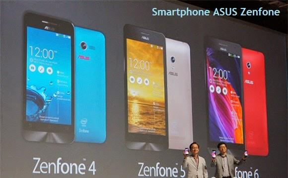 Daftar Harga Smartphone Asus Zenfone Terbaru