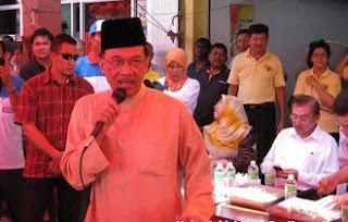 tawan Putrajaya, Datuk Seri Anwar Ibrahim