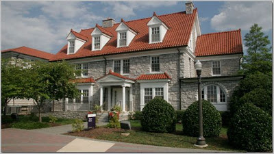 Varner House at JMU