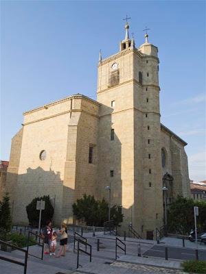 Iglesia del Juncal de Irún