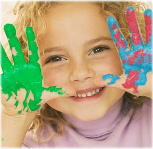 I bambini e la pittura