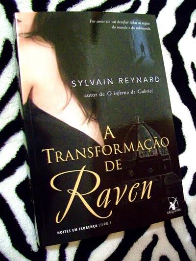 A Transformação de Raven - Sylvain Reynard