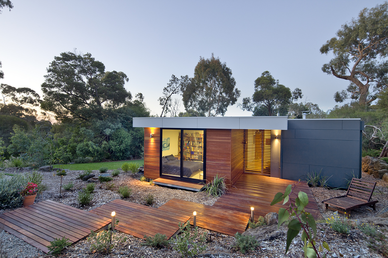 Prefab homes and modular homes in australia victoria for Affordable contemporary homes