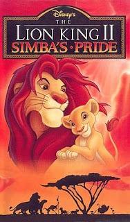 Niềm Kiêu Hãnh Của Simba – Vua Sư Tử 2