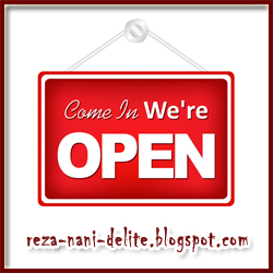 We Are Open...